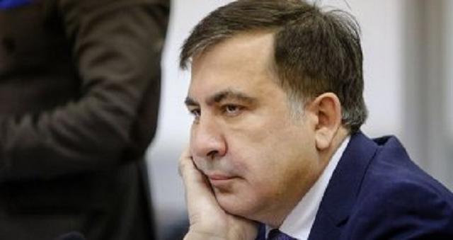 Саакашвили назвал СБУшников главными бандитами в Украине