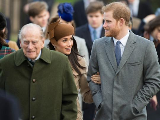 Меган Маркл не приедет на похороны принца Филиппа