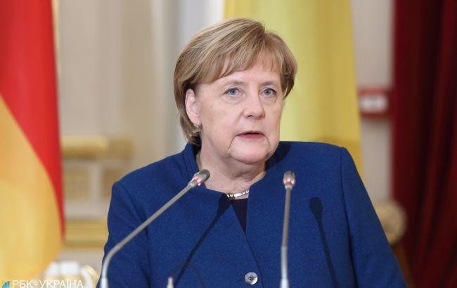 Третья волна коронавируса стала самой трудной для Германии, — Меркель