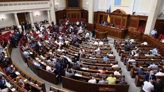 Рада отменила обязательную итоговую аттестацию для украинских выпускников-2021