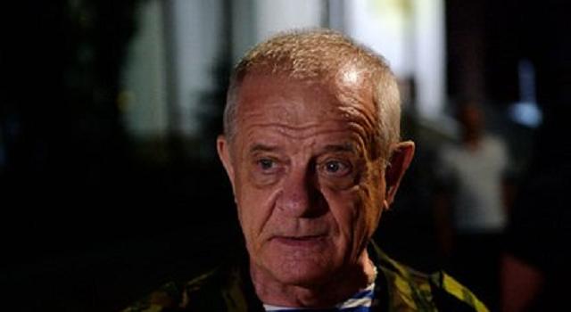 Полковника Квачкова депортировали из Белоруссии после письма на имя Лукашенко