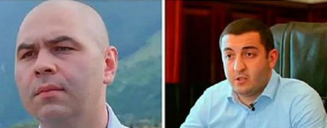Сын бывшего главы Северной Осетии избил сына Жириновского