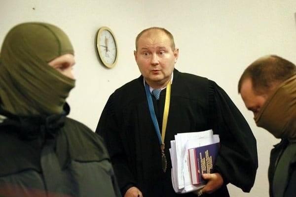 Похищение судьи Чауса или праздник глупости