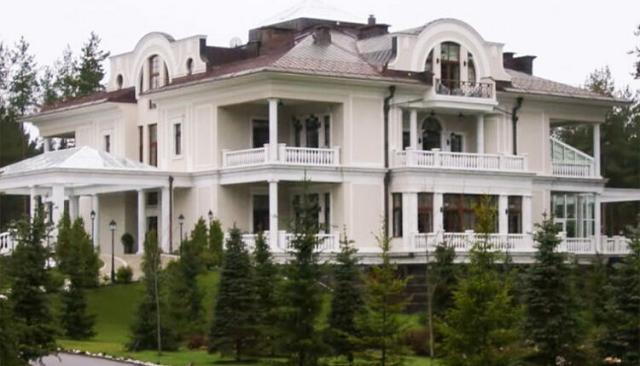 У Владимира Путина обнаружили ещё один секретный дворец на Валдае. ВИДЕО