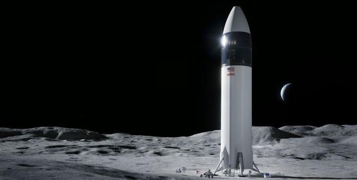 SpaceX выиграла контракт NASA и будет доставлять астронавтов на Луну