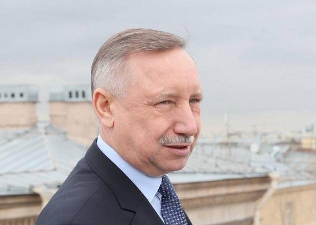 Губернатор Петербурга разрешил не носить перчатки в общественных местах