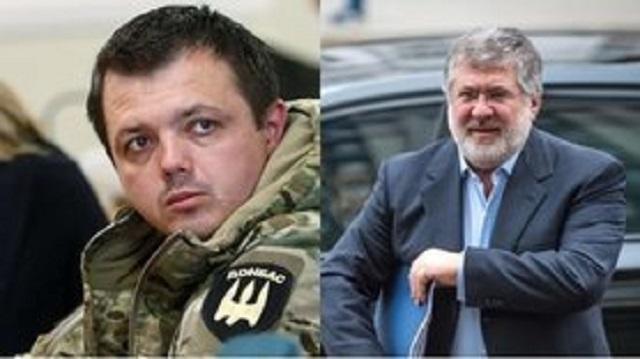 Семенченко об отношениях с Коломойским: Уважаю его позицию в 2014 и не понимаю в 2019