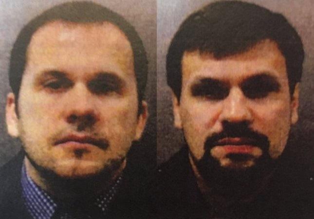 Чехия высылает 18 россиян, агентов ГРУ Чепигу и Мишкина уличили в диверсии