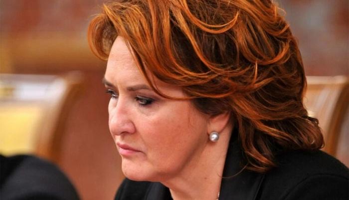 Бывший министр Елена Скрынник приобрела роскошные апартаменты за 700 млн