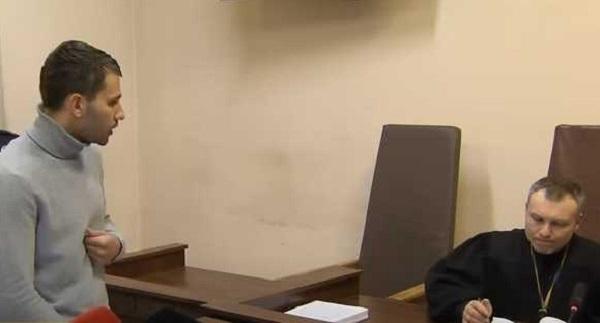 Вор из Спецтехноэкспота Павел Барбул продолжает сыпать угрозами в адрес журналистов и СМИ