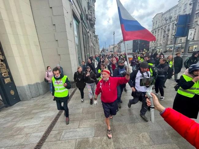"""""""Путин - вор!"""": в России проходят акции в поддержку Навального"""