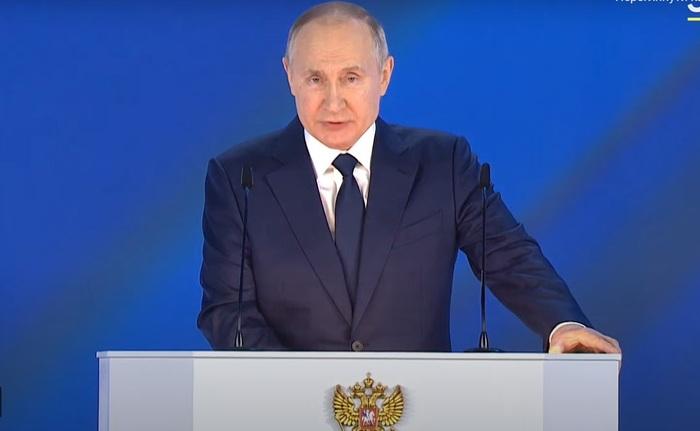 Путин призвал всех россиян привиться
