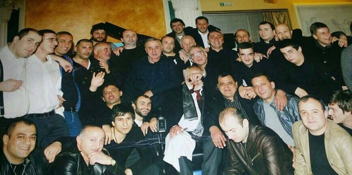 В греческой тюрьме скончался лидер кутаисского воровского клана Давид Себискверадзе