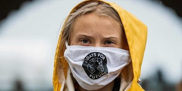 """""""Это позор!"""": Грета Тунберг """"отчитала"""" мир за использование ископаемого топлива"""