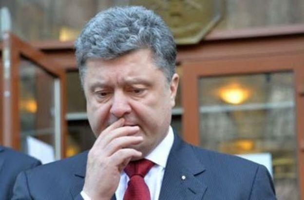 Херсонский облсовет призвал СНБО ввести санкции против Порошенко
