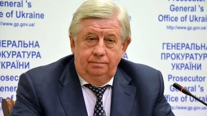 Полный текст обращения Шокина в Еврокомиссию с требованием наложить санкции на Байдена и Порошенко