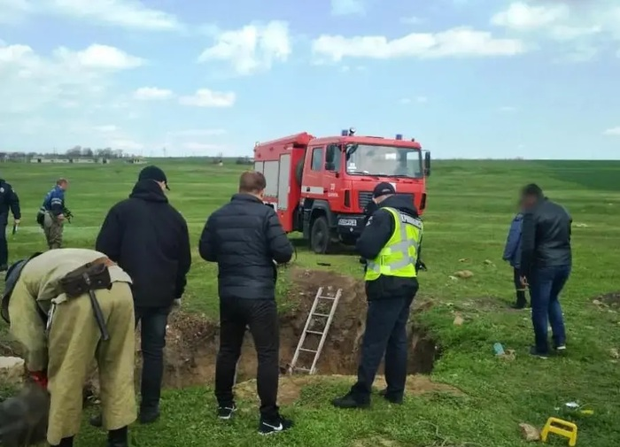 На Одесчине в колодце нашли тела четырех человек