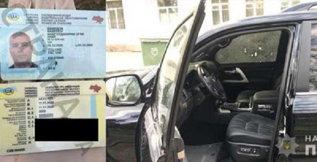 В Днепре расстреляли неплательщика алиментов. СМИ спутали его с наркобароном
