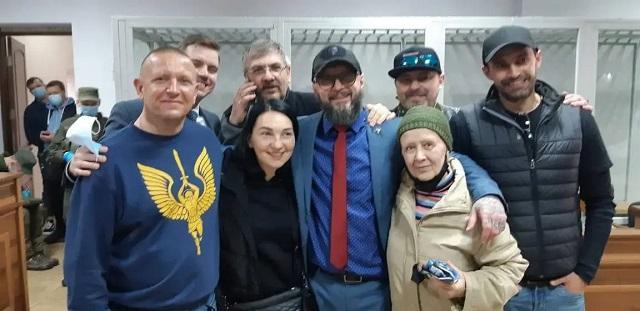 Антоненко отпустили из СИЗО под домашний арест