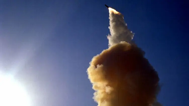 Пентагон проверит оружие ядерного сдерживания запуском межконтинентальной ракеты Minuteman III