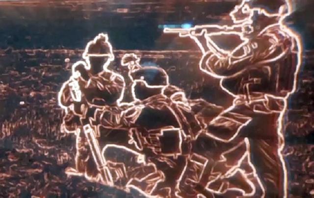 В США показали работу очков ночного видения нового поколения, которые позволят получить максимально полную информацию о враге
