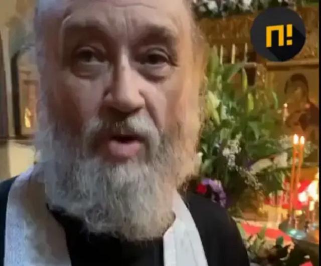 «Это моя территория»: В Москве священник избил в храме прихожан