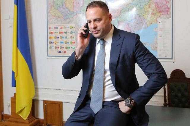 Что обсуждали Ермак с Джулиани перед звонком Трампа Зеленскому