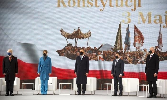 Президенты Украины, Польши, Эстонии, Литвы и Латвии подписали совместное заявление
