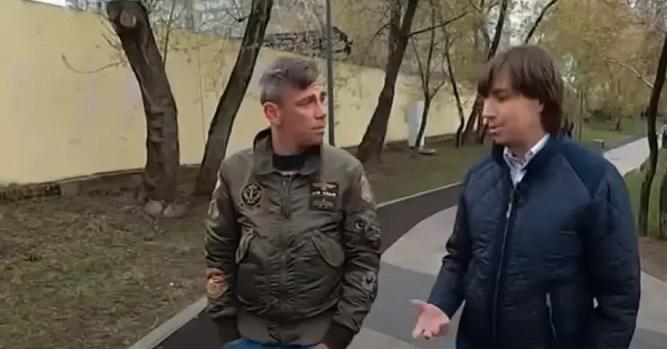 Пропагандисты РФ выдали журналиста «России сегодня» за «обычного» чеха, критикующего Прагу