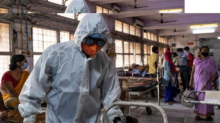 В Индии пациенты с коронавирусом поступают в больницы каждые 20 минут