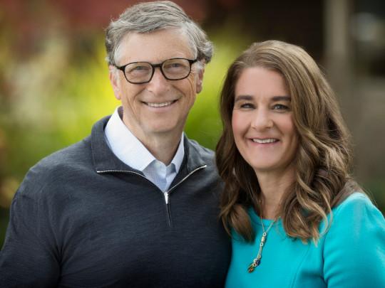 Билл Гейтс разводится с женой после 27 лет брака