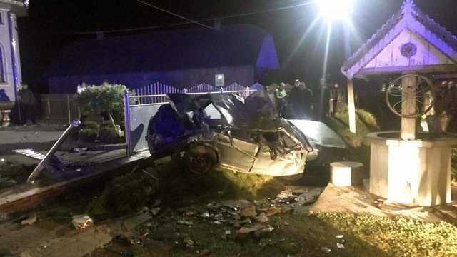 Не справился с управлением: на Буковине произошло смертельное ДТП
