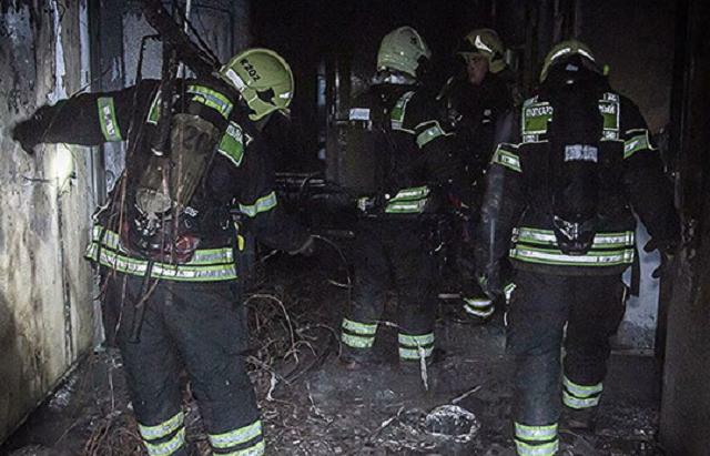 При пожаре в гостинице на юго-востоке Москвы погиб 1 человек. СК возбудил уголовное дело