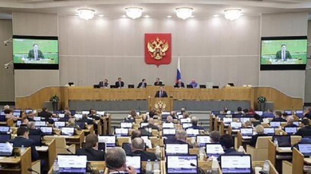 В Госдуме захотели запретить избираться членам экстремистских групп