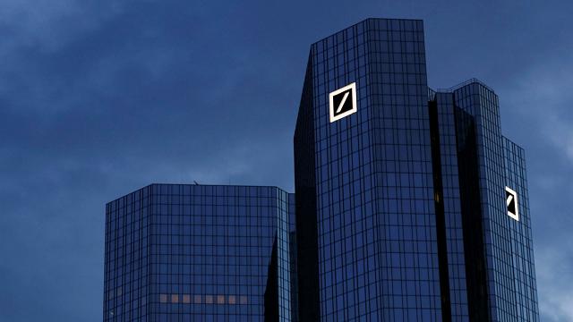 Deutsche Bank отмывал, отмывает и будет отмывать