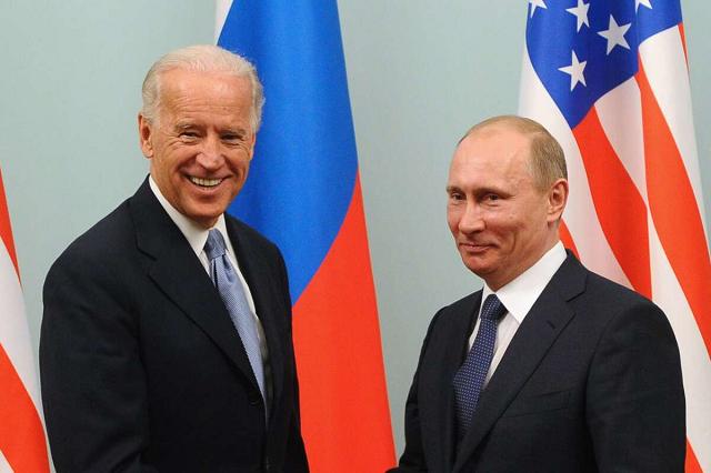 Байден заявил, что надеется на встречу с Путиным