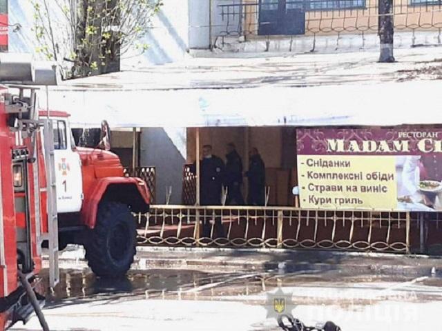 Крупный пожар в Виннице: виновным грозит до 8 лет лишения свободы