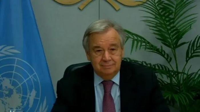 Генсек ООН заявил, что человечество на краю пропасти из-за рекордного роста температуры Земли