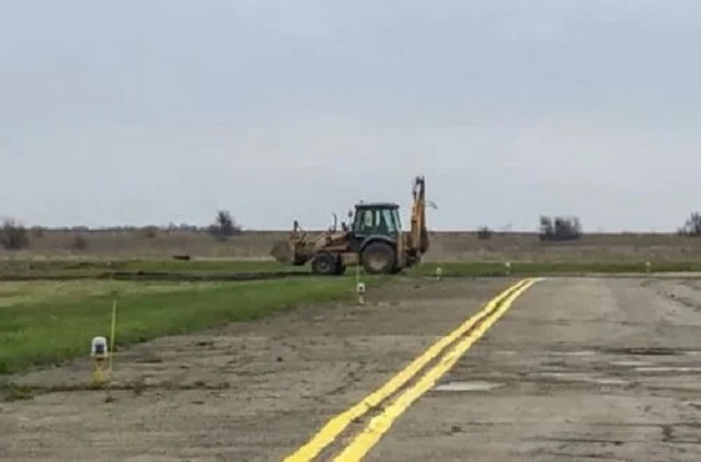 """""""Дія"""" не работает, а ГАСИ блокирует строительство терминалов международного аэропорта """"Днепр"""""""