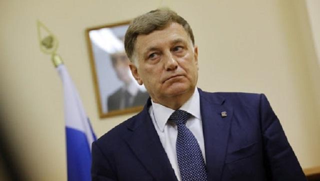 Перезагрузка спикера заксобрания Петербурга Макарова