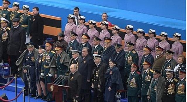 Путин подчеркнул подвиг в борьбе с нацизмом «именно советского народа»