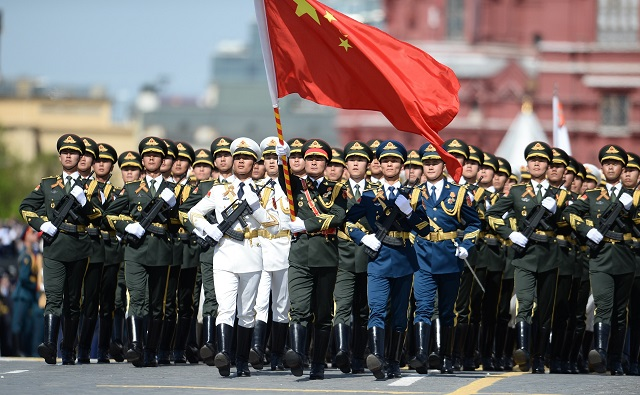Китай заявил, что вместе с Россией будет отстаивать итоги Второй мировой войны