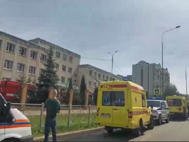 Подросток открыл стрельбу в российской школе: есть жертвы