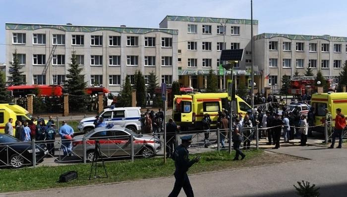 Стало известно имя стрелка, устроившего бойню в гимназии Казани