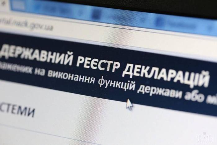 Менеджмент логистического филиала «Укрзализныци» не подал ежегодные декларации