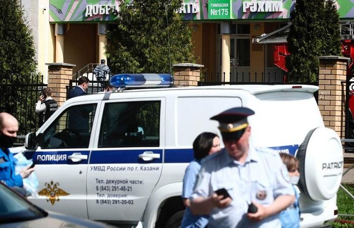 В МВД Татарстана прокомментировали беспрепятственное перемещение казанского стрелка с оружием по улицам