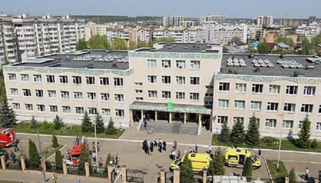 Министр оценил действия педагогов во время стрельбы в казанской школе