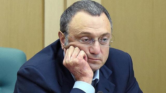 Сибуглеметные распилы Сулеймана Керимова