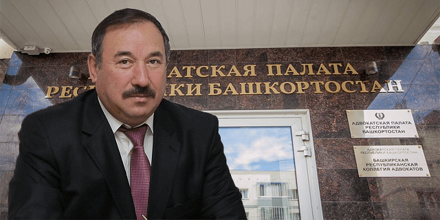 Адвокат Юмадилов прикрылся тещей