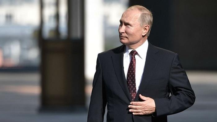 Путина включили в список кандидатов на Нобелевскую премию мира